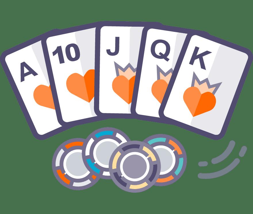 Παίξτε Texas Holdem Online -Τα καλύτερα 25 με τις μεγαλύτερες πληρωμές New Casino το 2021